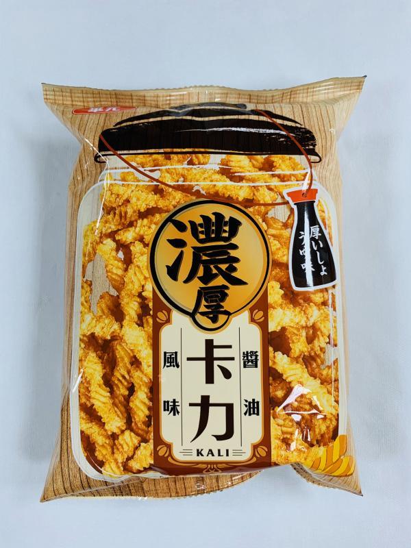 華元.20元卡力-濃厚醬油
