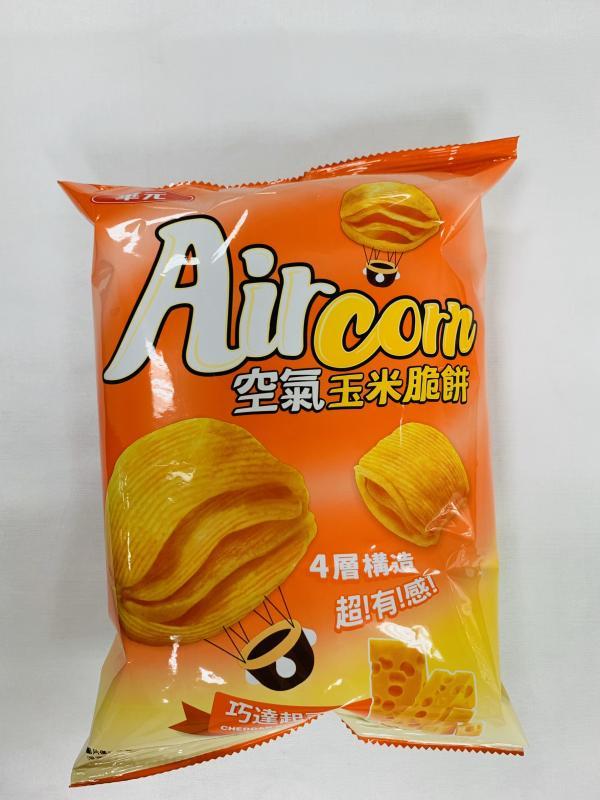華元.81g空氣玉米脆餅(起司)