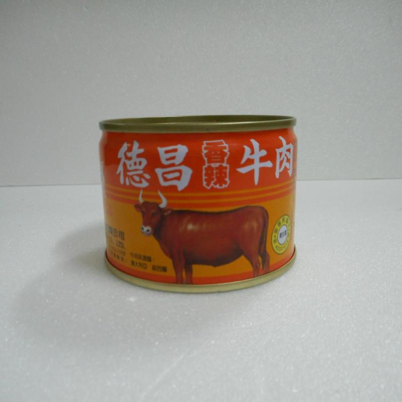 德昌-香辣牛肉罐(小)