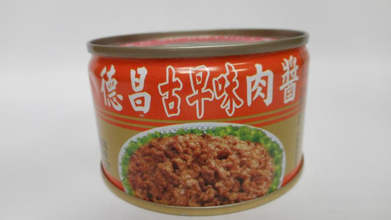 德昌.140g古早味肉醬罐