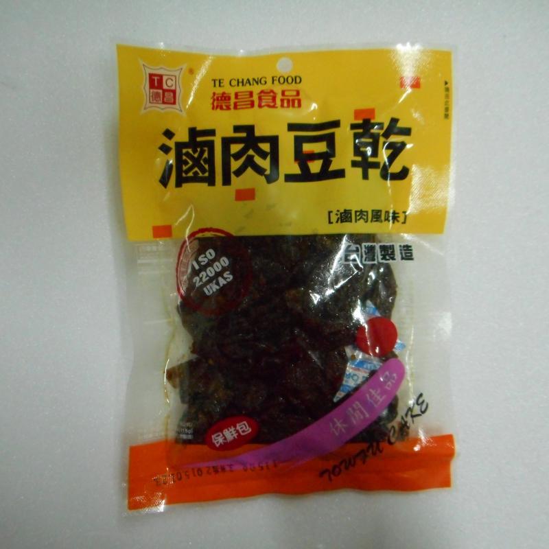 德昌-滷肉豆乾