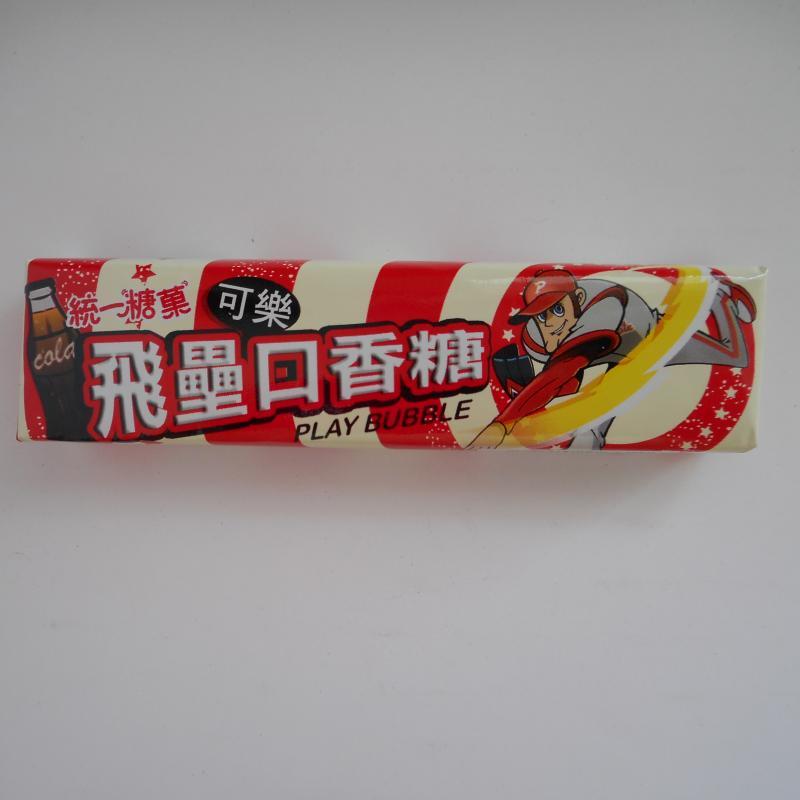 統一-新飛壘口香糖(可樂)