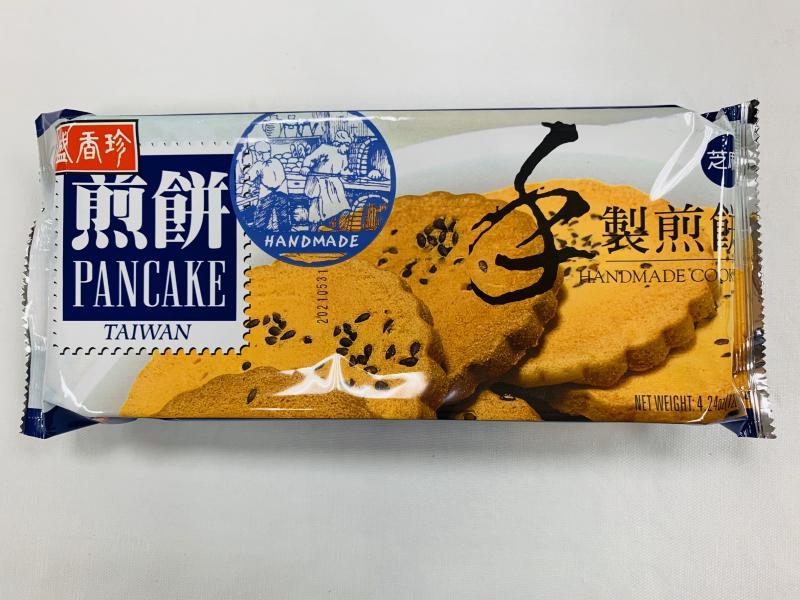 盛香珍.120g手製芝麻煎餅