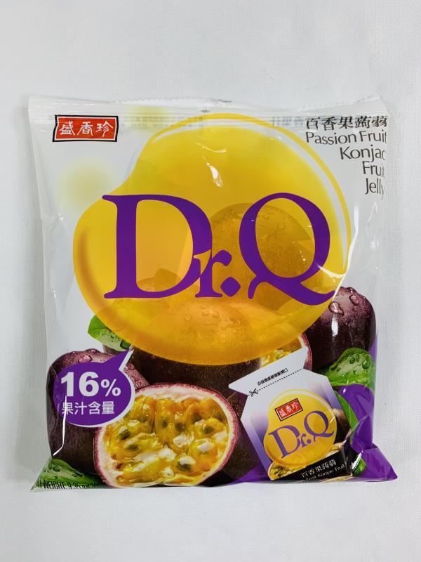 盛香珍.DR.Q百香果蒟蒻265g