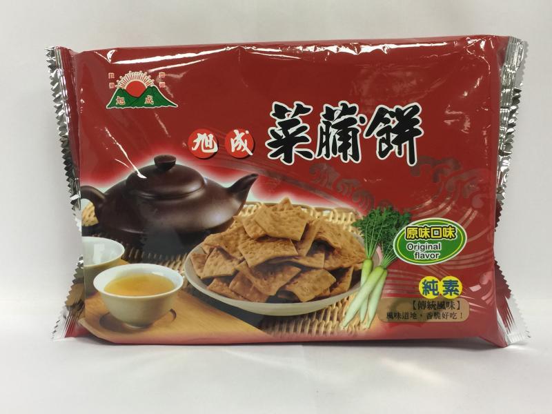 140g旭成菜脯餅-原味
