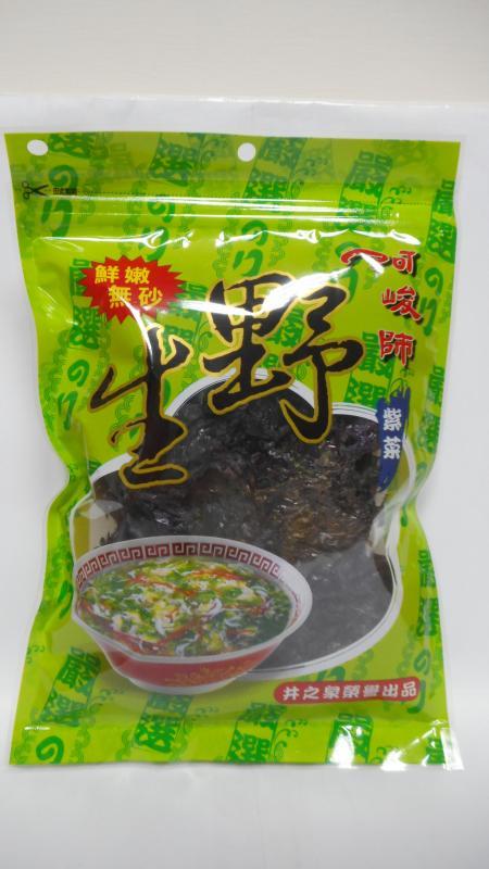 30g阿峻師野生紫菜