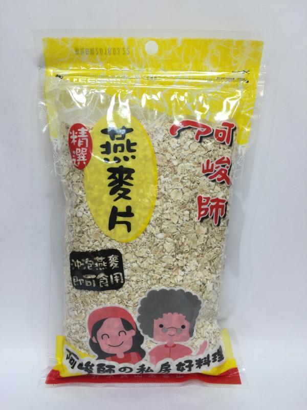 200g 阿峻師精選燕麥片