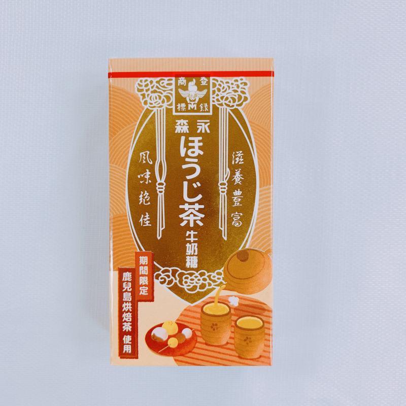森永.15元(日式烘焙茶)牛奶糖