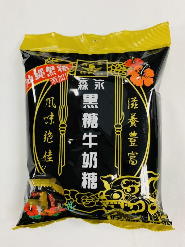 森永.沖繩黑糖牛奶糖