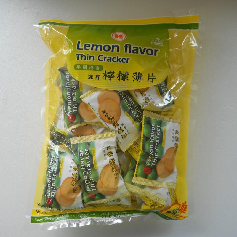 冠昇-檸檬薄片