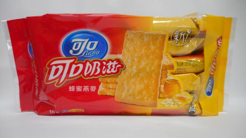 187.5g新奶滋蜂蜜燕麥隨手包