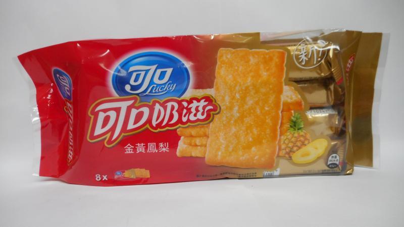 150g新奶滋金黃鳳梨隨手包