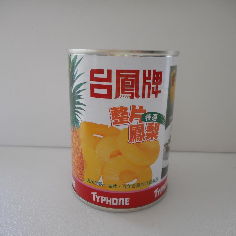 台鳳.10片入鳳梨罐