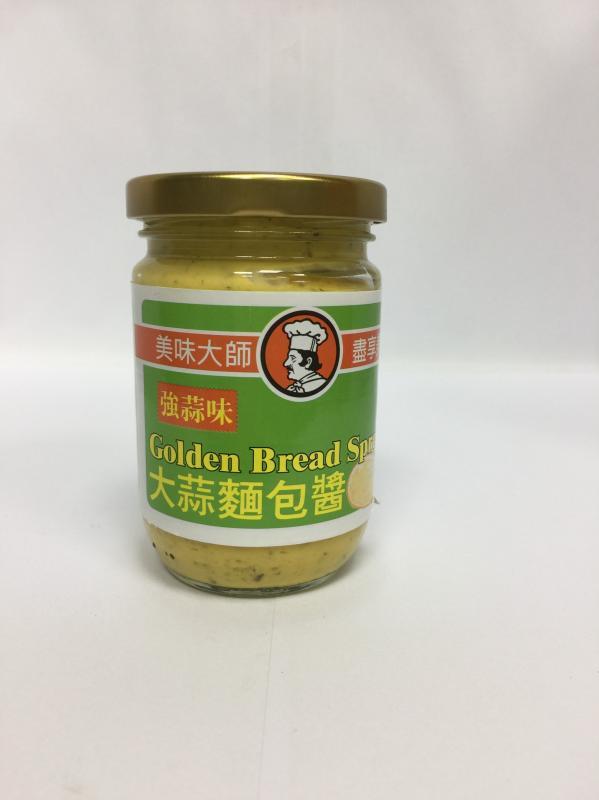 美味大師大蒜麵包醬(強蒜味)