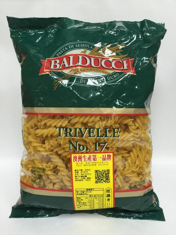 BALDUCCI 義大利螺絲麵