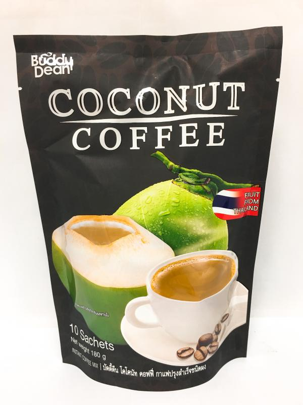 巴迪三合一(椰子)咖啡