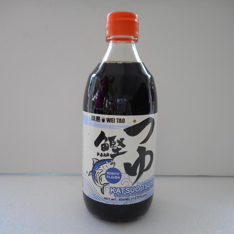 味島-鰹魚醬油