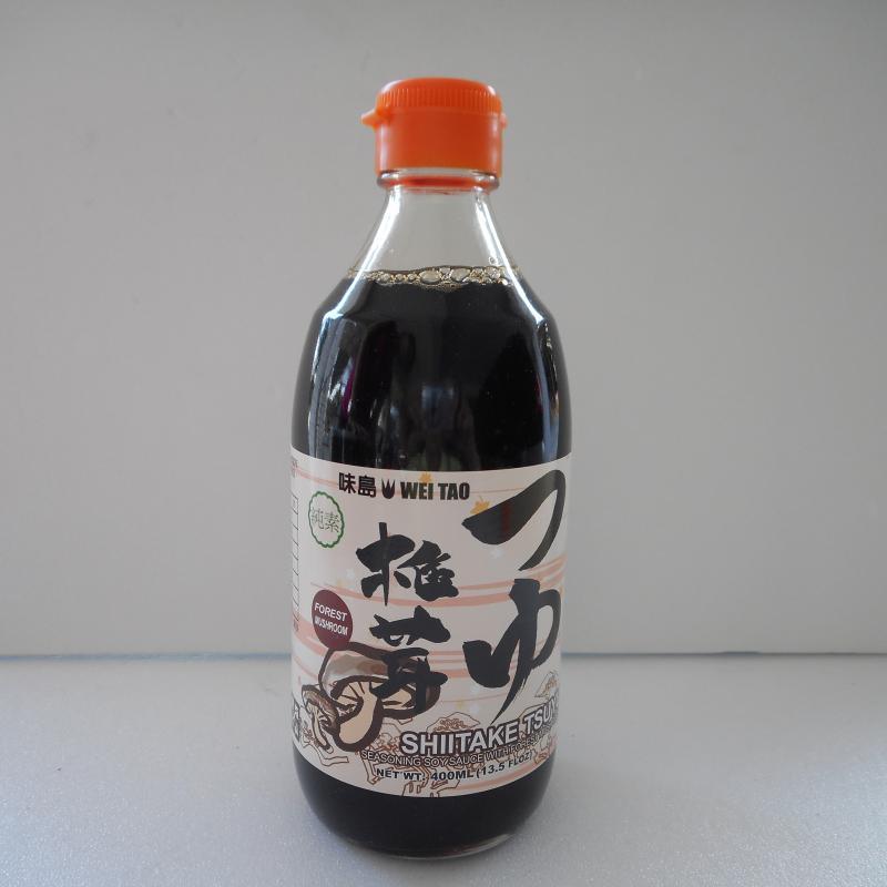 味島-香菇露醬油