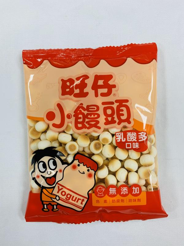 旺旺.25旺仔小饅頭-乳酸多105g