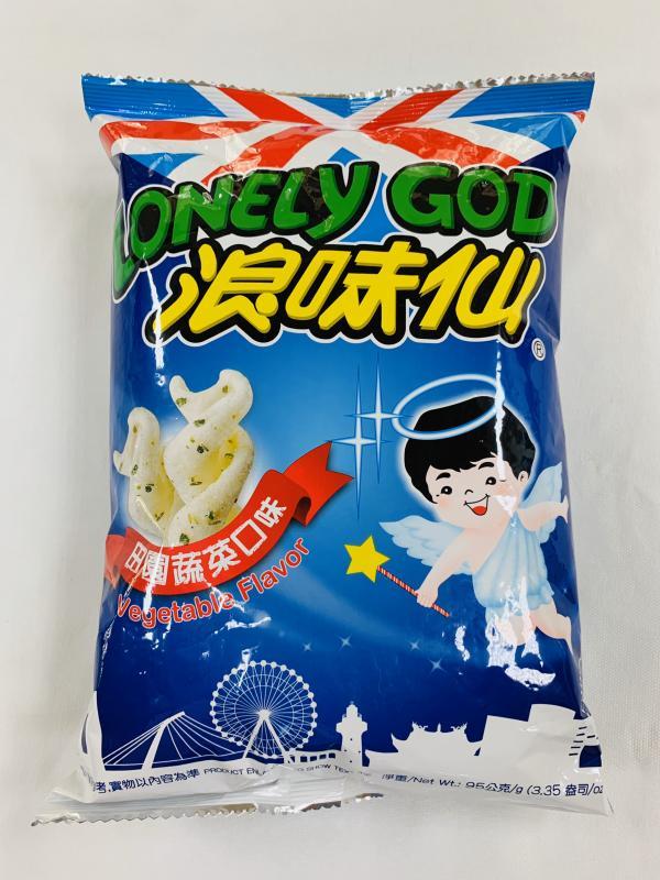 旺旺.95g浪味仙(蔬菜)
