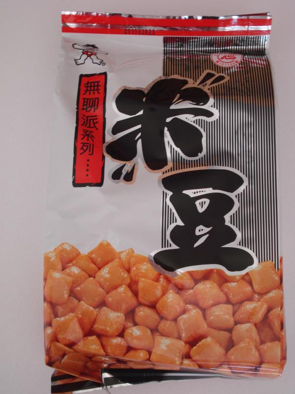 宜蘭食品-無聊派大米豆