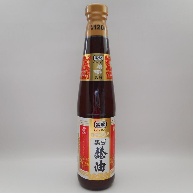 黑龍(三鷹)-夏荷黑豆蔭油(膏)