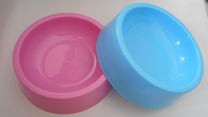 富士碗(大)粉紅.藍