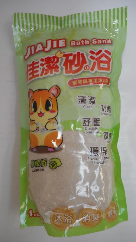 1.2kg佳潔鼠砂-檸檬