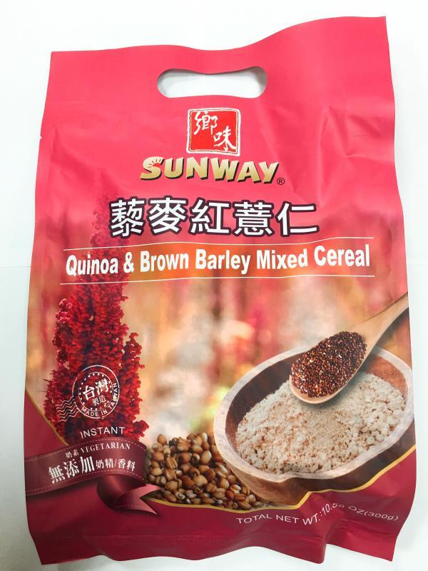 鄉味.藜麥紅薏仁30g*10包