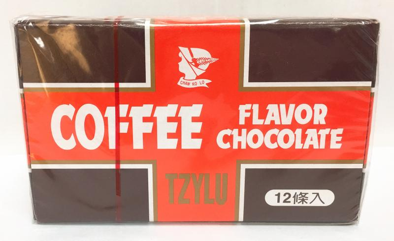12元滋露巧克力咖啡21g*12條
