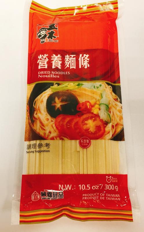 五木營養麵條300g
