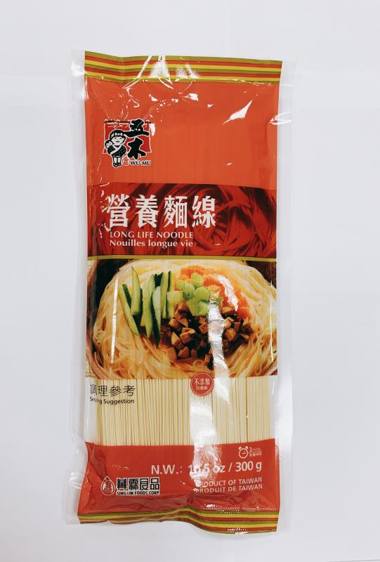 興霖.五木營養麵線300g