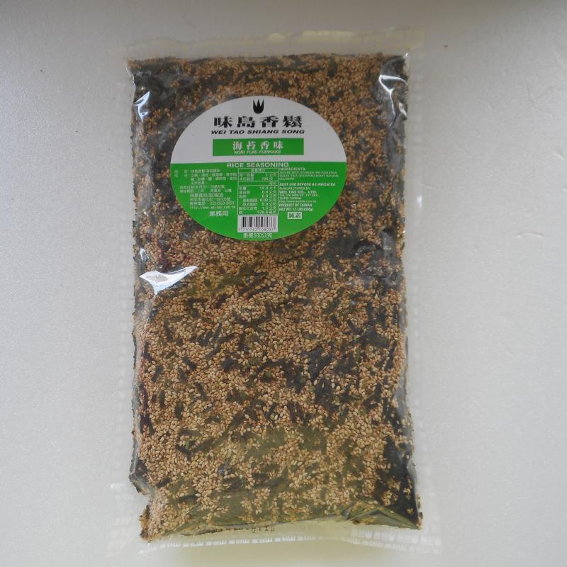 味島-海苔香鬆(500g)